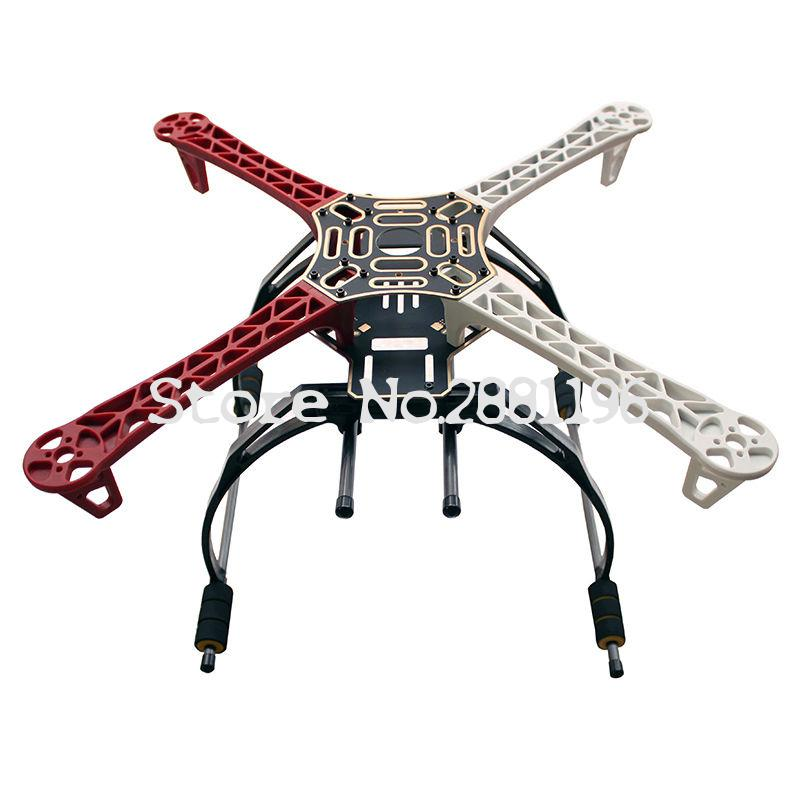 F450 450 Quadcopter MultiCopter Frame kit W/ Black Tall Landing Gear Skid for 2212 920KV motor 30a Simonk ESC F450 F550 запчасти и аксессуары для радиоуправляемых игрушек oem dji 2212 920kv 2 f330 f450 f550