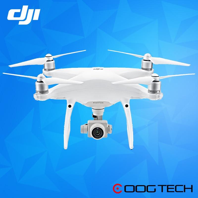 Dji phantom 4 pro drone con 4 k hd fotocamera da 1 pollice 20MP CMOS 5 Direzione Ostacolo Senso Quadcopter drone con la macchina fotografica Professionale