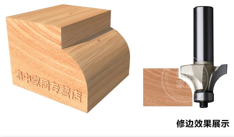 High Quality Industry Standard Corner Router Bit Cutter wood working табличка для торговой марки innovation in wood industry