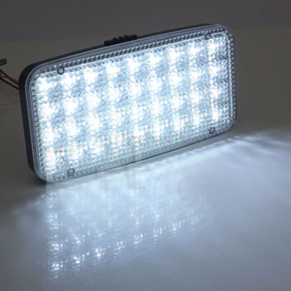 New 12V 36 LED Car Vehicle Vans Truck Dome Roof Ceiling Interior Light Lamp Car Lighting Car Indoor Lamps car-styling car led spotlight cree automotive short animated film spotlights roof lighting roof lamp dc10 40v