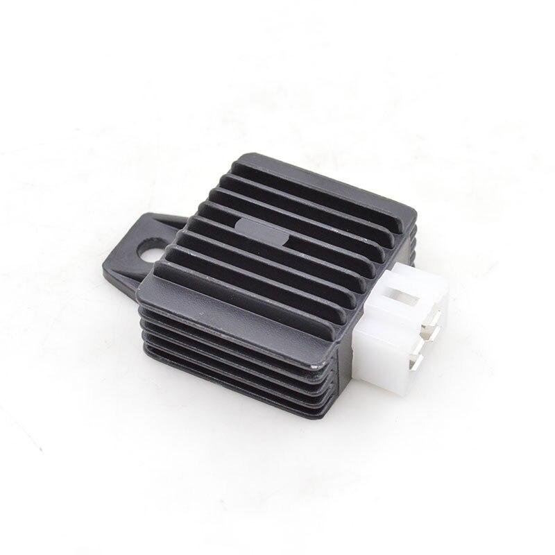 Für Lifan Lf110 Lf 110 110cc Motorrad 4 Pins Volle-welle Spannungsreglergleichrichter Ersatzteile