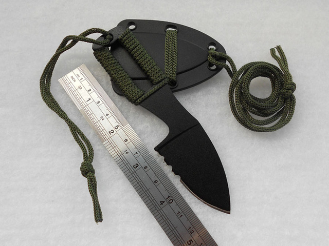 Mini Cutting Knife with Plastic Sheath