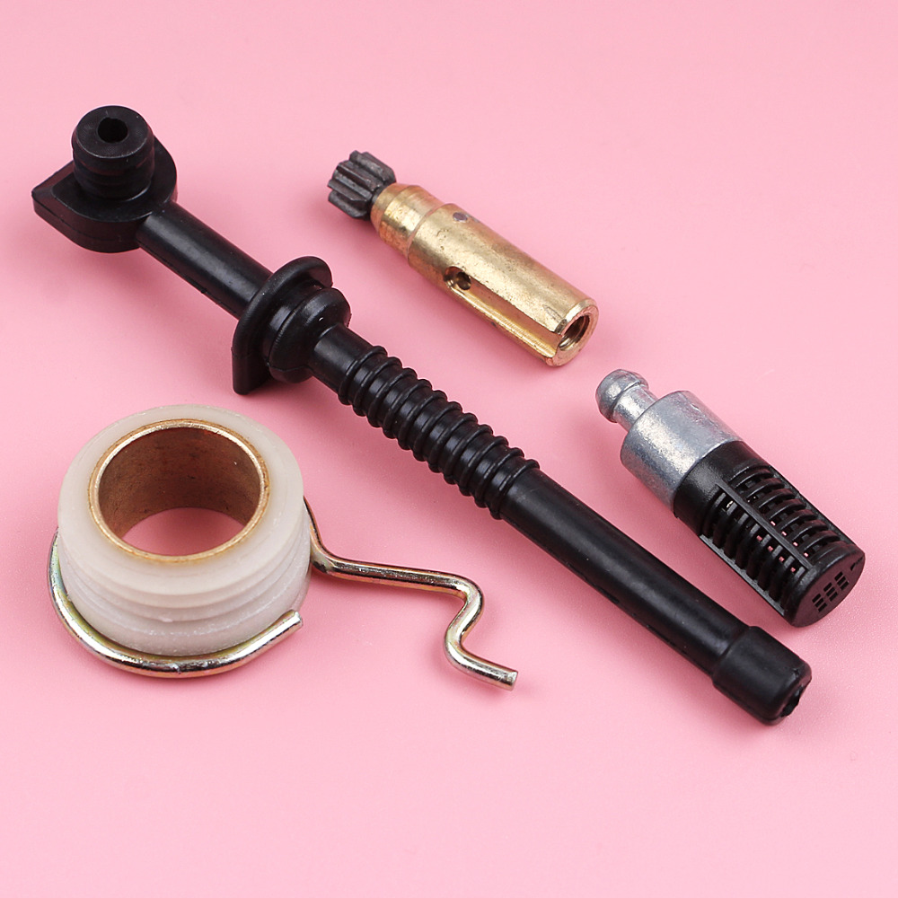 Oil Pump Filter Line Hose Worm Gear Kit Set For Stihl MS180 MS170 018 017 MS 180 170 Chainsaw Parts