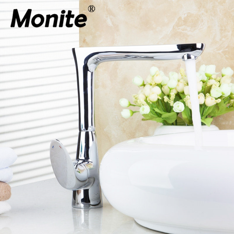 UK Kitchen Chrome Polished solid brass basin sink swivel faucet Rotated tap Kitchen Sink Faucet Tap Pure Water Filter Mixer free shipping brand new kitchen sink faucet tap pure water filter mixer single handles antique brass bar sink faucet