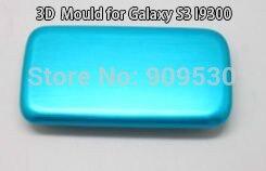 3D Sublimation Phone case Mould for samsung Galaxy S3 I9300  цены
