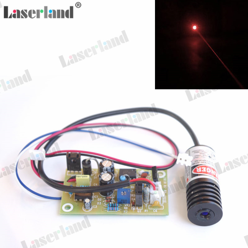 18*45mm 100mW 150mW 650nm 655nm 660nm Red Dot Laser Module Diode with external Driver вафельное полотенце кудесница р 50х60