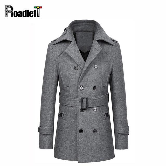 cappotto uomo invernale lana