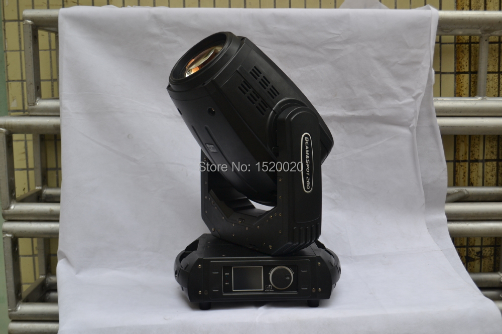8pcs/LOT 10r 280w Robe beam moving head / Robe Pointe 280w moving head beam light  / 3D spot beam wash light 4pcs lot new products robe beam 280w 10r