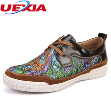 New Leather Shoes Men Colorful Multicolor Driving Shoes Casual Oxfords Formal Loafers Walking Moccasins Zapatos Hombre Moccasins