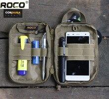 Wasserdichte MOLLE Military Taille Packs Tragbare Mini Militär Kampf Tasche Organizer Cordura 1000D Nylon