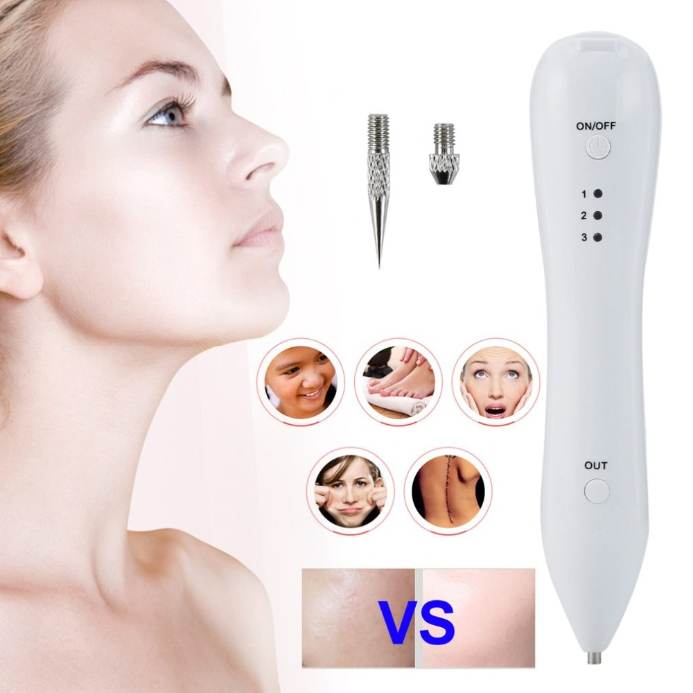 Laser Freckle Removal Machine Skin Mole Removal Dark Spot Remover for Face  Wart Tag Tattoo Remaval Pen Salon Home Beauty Care