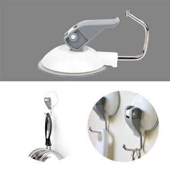 Suction Cup Hooks Heavy Duty Strong Suction Vacuum Shower Suciton Wall Hooks Removable Hooks for Bathroom Living Room Kitchen
