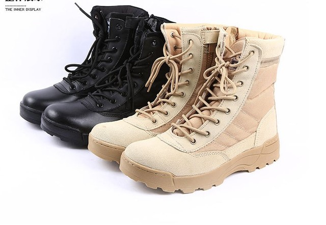 Aliexpress.com : Buy Army Military Boots special forces tactical ...