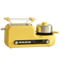 Beer 3C Multifunctional DSL A02Z1 Toaster Home Breakfast Toaster Fully Automatic Toast 6 Pieces of Baking