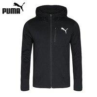 Original New Arrival 2018 PUMA Evostripe Lite FZ Hoody Men S Jacket Hooded Sportswear