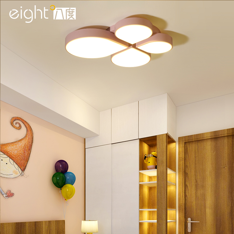 Modern simple LED ceiling lamps living room lights bedroom Ceiling lighting child room Ceiling lights creative personality lamps nordic japanese creative clouds led ceiling lamp wooden 24w child baby room lights ceiling lamps bedroom decoration lights 220v