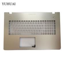 NEW C Shell For ASUS N76 N76V N76S N76VM  Palmrest Upper