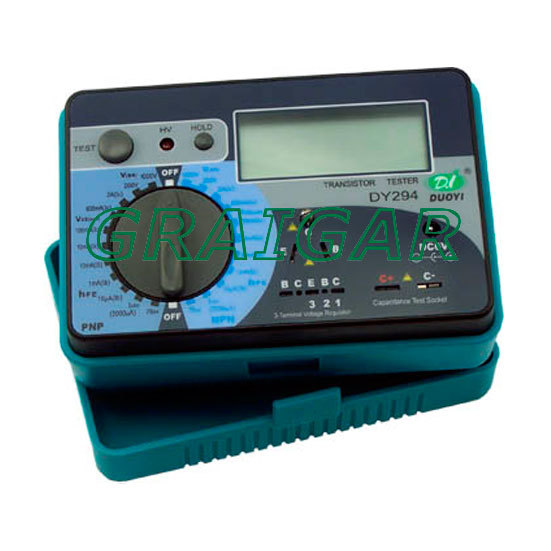 DY294 Digital Transistor Tester / Semiconductor TesterDY294 Digital Transistor Tester / Semiconductor Tester