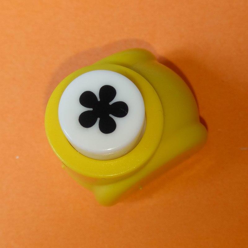 1 шт./лот, мини-дырокол для рукоделия, для скрапбукинга, Дырокол ручной работы, дырокол для рукоделия, подарочная карта, бумажный дырокол, CL-1203 - Цвет: flower