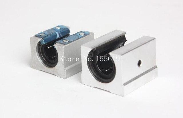 1 ШТ. SBR35S-UU Слайд Линейные Подшипники, Открыть Ящик Типа, Слайд оси, SBR35 Linear motion ball silide единиц, С ЧПУ деталей