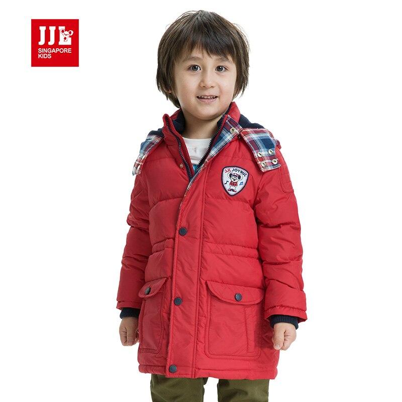 Erkek aşağı parka çocuklar kış ceketler 80% beyaz ördek aşağı boys giyim marka çocuk giysileri çocuklar mont