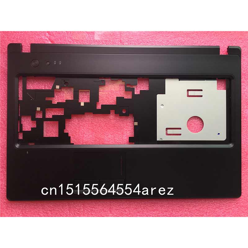 New Original laptop Lenovo G570 G575 Touchpad Clickpad Palmrest case The keyboard cover 31051842