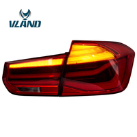Vland Factory Car Accessories Tail Lamp for BMW F30 320 2013 2015 LED Tail Light with DRL Plug and Play Design