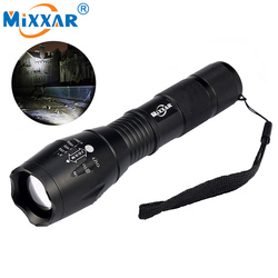 9000LM Powerful Waterproof LED Flashlight Portable LED Camping Lamp Torch Lights Lanternas Self Defense Tactical Flashlight