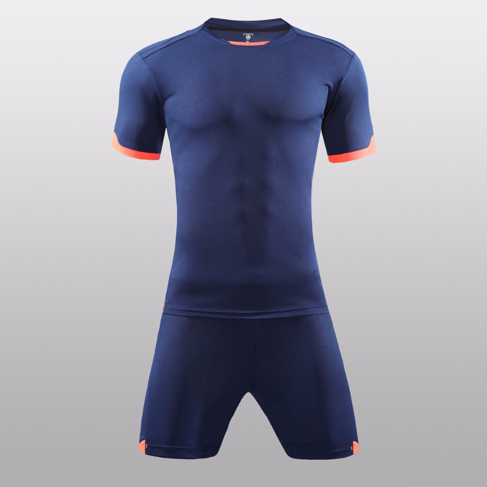 Children boys girls soccer jerseys 2017 camisas futebol survetement football kids enfant uniforme de futebol #QD625