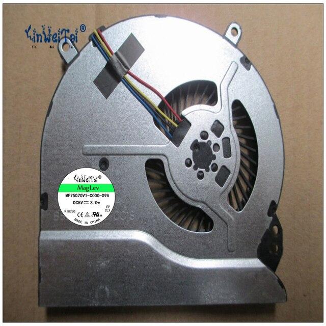 Laptop CPU Cooling Fan For HP Pavilion Sleekbook 14 15 702746-001 697914-001 BSB0705HC-CC1S ADDA AB09005HX070B00 0CWU33