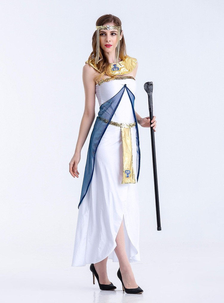3921dad7a Sexy Adult Women Egyptian goddess cosplay Costumes Women Sexy Arabic ...