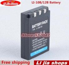 Бесплатная доставка Li-10B 12B LI 10B Батареи для OLYMPUS u300 u400 C70 C7000 C760 C765 C770 u410 u500 u600 u800 u810 u1000 батареи