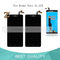 1pcs For Xiaomi Redmi Note 4X LCD Display Touch Screen Digitizer Assembly Replacement For Redmi Note4X