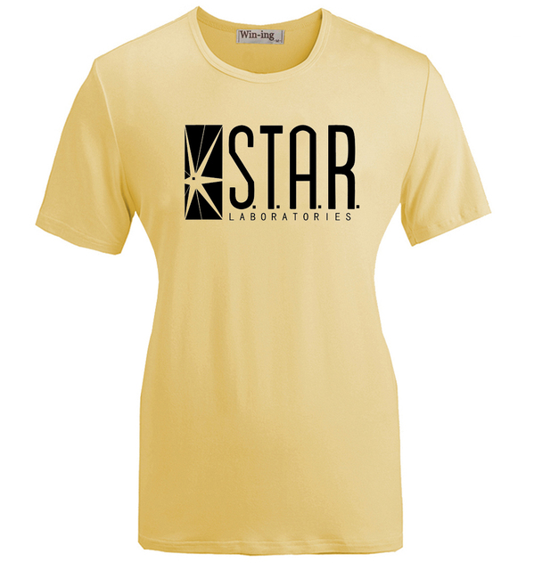 The Flash- S.T.A.R. Labs T-Shirt (Women)