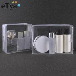 eTya New Transparent Cosmetic Bag Portab