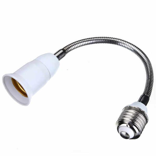 G4 Lamp Holder E27 to E12 Double E21/Fc2 to B22 G9 MR16 G13 G5.3 E17 to E40 G24 Lamp Socket Base Bulb Holder Adapter Converter