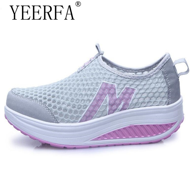 35-40 Height Increasing Summer Shoes Women's Casual Shoes Sport Fashion Walking Shoes for Women Swing Wedges Shoes Breathable hot height increasing 2016 summer shoes women s casual shoes sport fashion walking shoes for women swing wedges shoes breathable