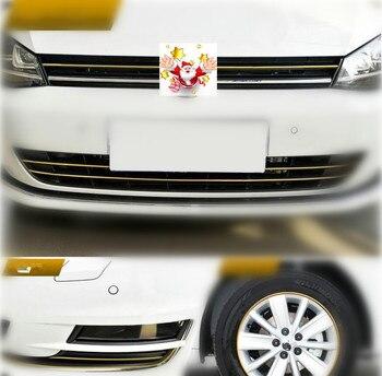 car body Decorative protection stickers for Peugeot 206 307 406 407 207 208 308 508 2008 3008 4008 6008 301 408 308s Accessories peugeot 307 aksesuar