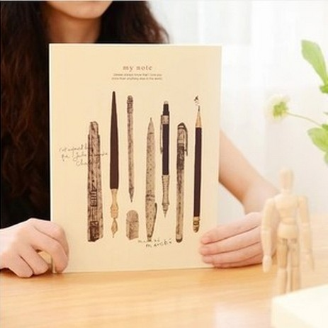 Super Offer Sketchbook B5 128Sheets Super Thick Hand drawn Sketch Book Drawing Notebook  ...