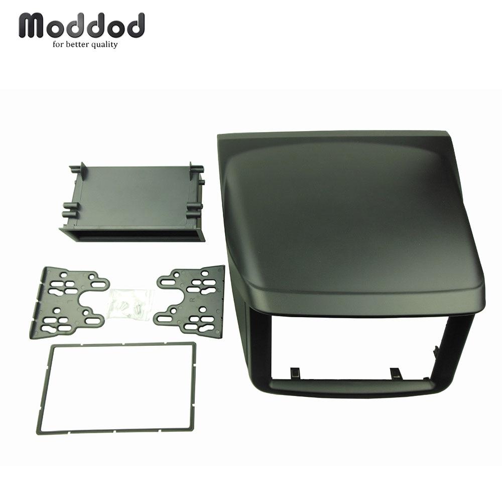 For Mitsubishi Pajero Sport Triton L200 Radio DVD Stereo Panel Dash Mounting Installation Trim Kit Face