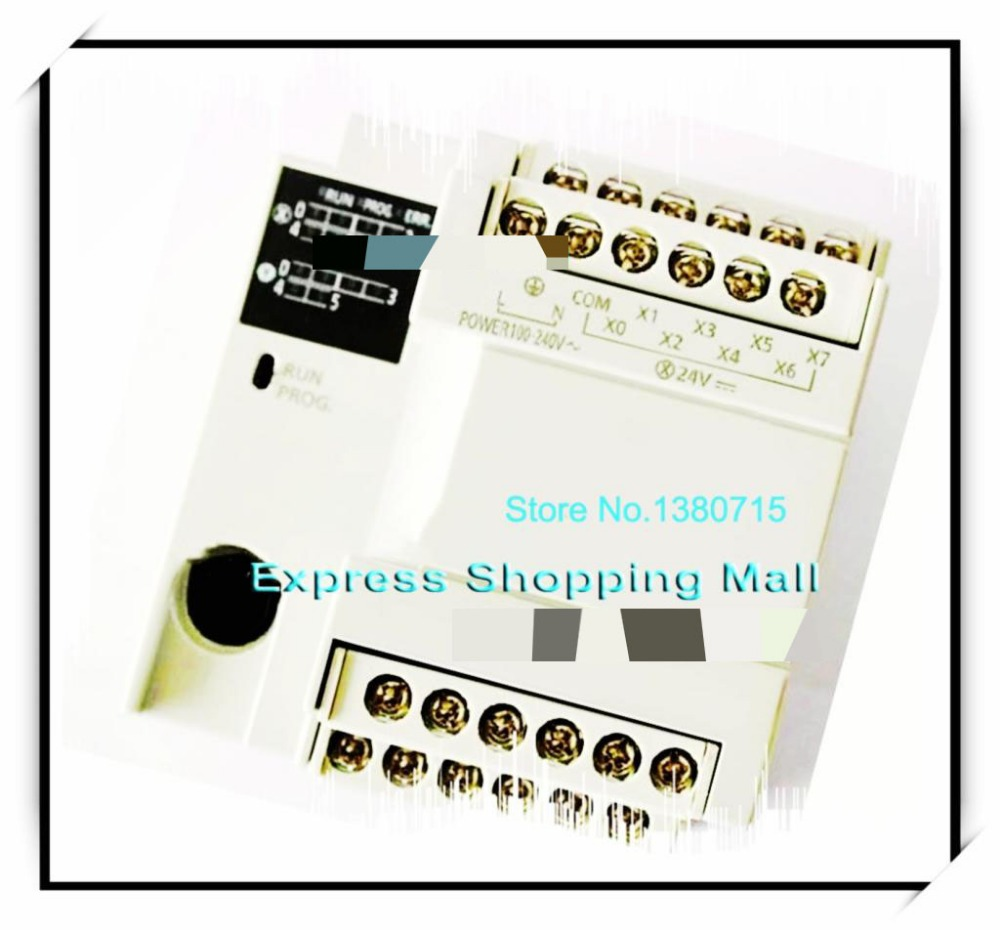 New Original AFPX0E40RD PLC 24VDC input 24 points Relay output 16 points FP-X0 Expansion Unit
