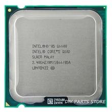 4 core intel core 2 quad Q6600 Процессор Processor 2.4 ГГц/8 m/1066 мГц) socket 775