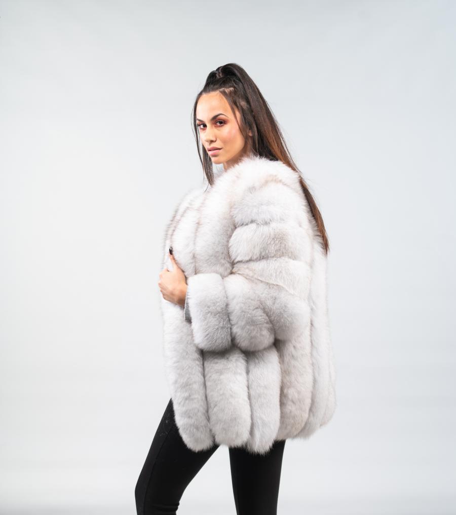 Réel En Épais Manteaux Chaud Femmes Couleurs Renard Beaucoup Pour Pelt Fourrure Nouveau White Naturel 2019 Dames Pleine D'hiver De Vestes Manteau Survêtement 8qfOnaT