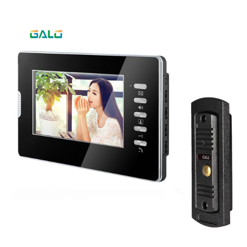 4 Wire Video Door Phone 7