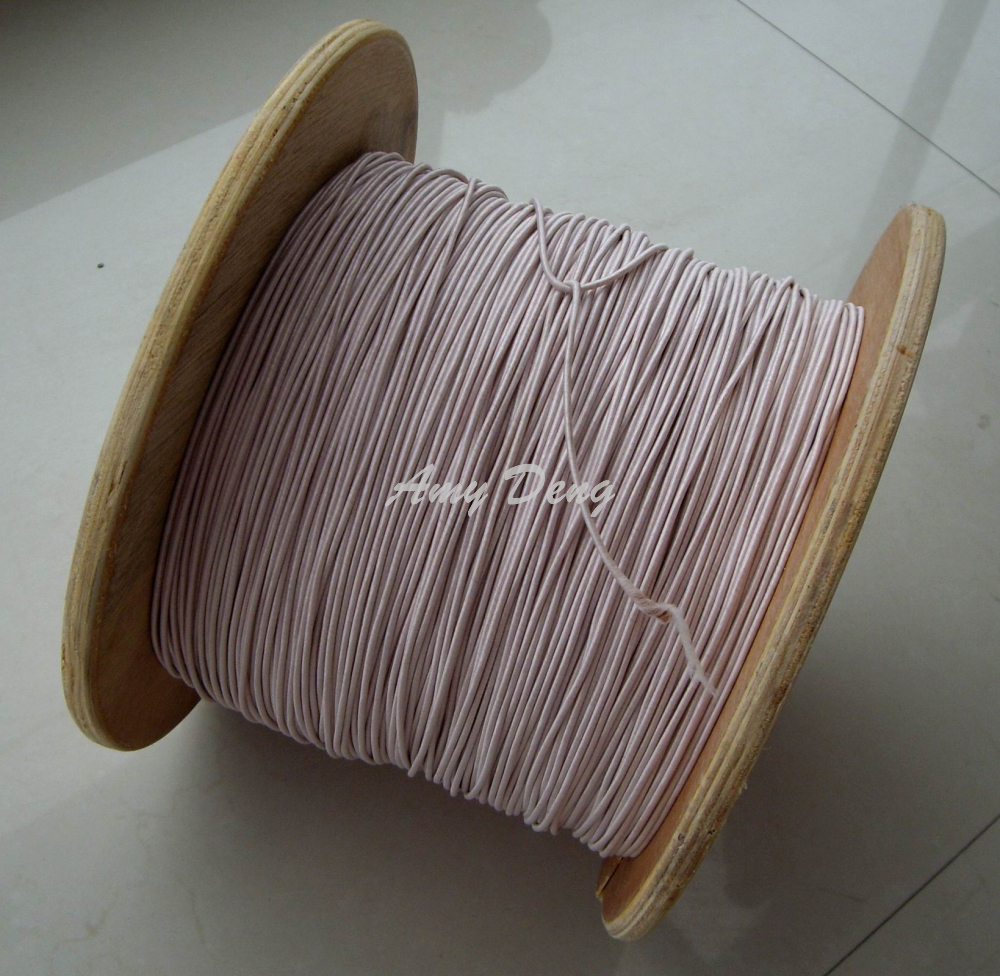 10meters/lot  0.1X700 Shares Its Antenna Of High Frequency Transformer Mul Strand Copper Litz Wire Polyester Wire