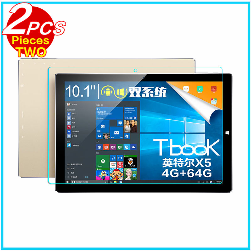 Tempered Glass membrane For Teclast Tbook 10 Tbook10 10.1 Steel film Tablet PC Screen Protect Toughened Tbook10 S tbook10s Case