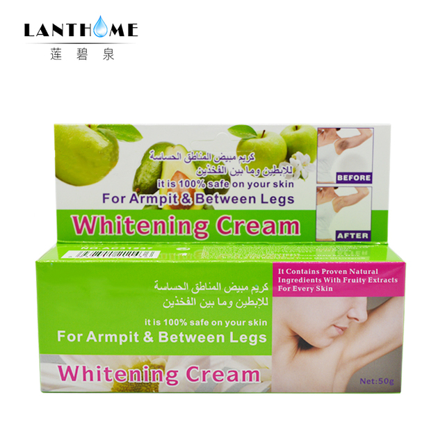 Aichun Armpit Underarm Skin Whitening Bleaching Cream For Body Dark