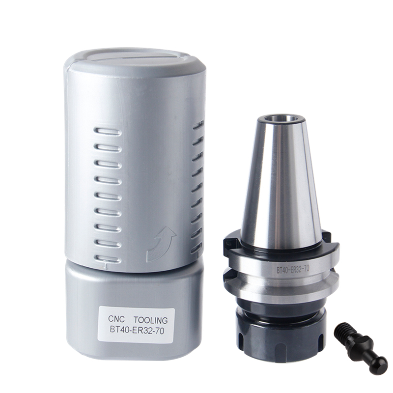 Balance Collet Chuck BT40-ER32-70 CNC Tooling Holder For Milling/Boring/Drilling/Tapping Lathe bt40 er32 100 er collet chuck holder er40 er32 100 chuck arbor for cnc machining center