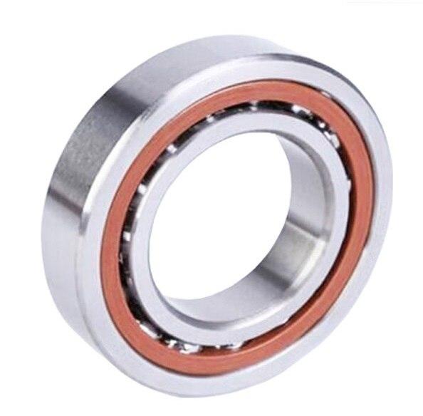 Gcr15 7319 AC P0=ABEC-1 7319 AC P5=ABEC-5 (95x200x45mm) High Precision Angular Contact Ball Bearings 1pcs 71901 71901cd p4 7901 12x24x6 mochu thin walled miniature angular contact bearings speed spindle bearings cnc abec 7
