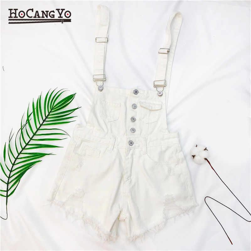 Плюс Размеры летние комбинезоны, женские костюмы Джинсовые шорты костюм пляжного типа для женские костюмы Женская одежда Пето